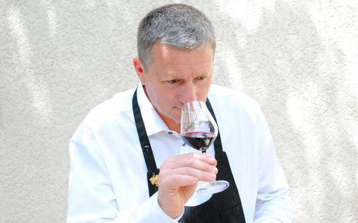 Thierry Boyer, Sommelier-conseil