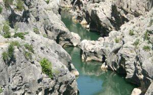 Rivière en Pays Cœur d'Hérault