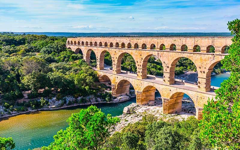 Vin IGP de Territoire : Pont du Gard