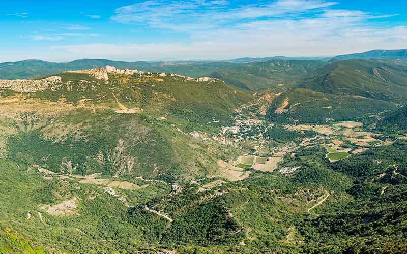 IGP Haute Vallée de l'Aude, vin du Languedoc