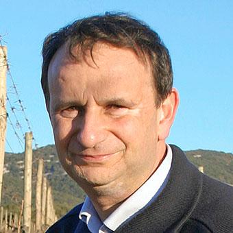 Jean-Benoît Cavalier, président du Syndicat de l'AOC Languedoc